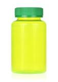 Зеленая бутылка Стоковая Фотография RF