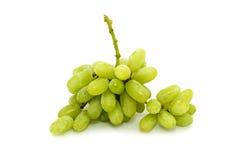 Зеленая виноградина стоковая фотография