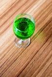 зеленая вода Стоковая Фотография RF