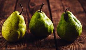 Зеленая груша 3 Стоковое Изображение RF
