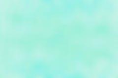 Зеленая и голубая мягкая предпосылка градиента цвета Стоковое Изображение RF
