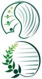 зеленая команда Стоковые Фотографии RF
