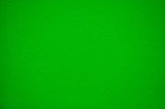 Зеленая красочная предпосылка бетонной стены Стоковая Фотография RF