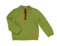 Зеленая куртка Стоковое Фото