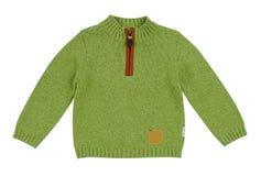 Зеленая куртка Стоковые Изображения