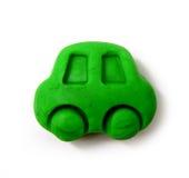 зеленая машина стоковые фотографии rf