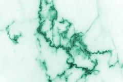 Зеленая мраморная предпосылка конспекта картины Стоковое Изображение