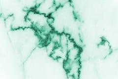 Зеленая мраморная предпосылка конспекта картины Стоковые Изображения
