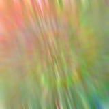 Зеленая оранжевая нерезкость движения с неровной предпосылкой картины Стоковые Фотографии RF