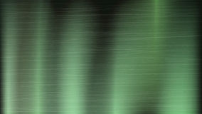 Зеленая предпосылка абстрактной технологии металла Отполированная, почищенная щеткой текстура Хром, серебр, сталь, алюминий также Стоковые Фотографии RF
