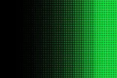 Зеленая предпосылка конспекта полутонового изображения Стоковое фото RF