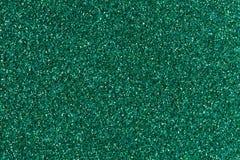 Зеленая предпосылка яркого блеска, текстура Стоковая Фотография RF