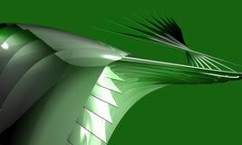 Зеленая предпосылка Стоковые Фото