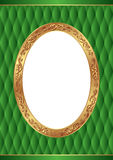 Зеленая предпосылка Стоковая Фотография RF
