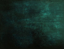 Зеленая предпосылка Grunge Стоковая Фотография RF