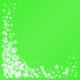 Зеленая рамка. Стоковая Фотография