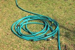 Зеленая резиновая трубка Стоковые Фотографии RF