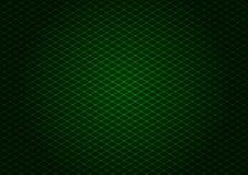 Зеленая решетка лазера diagonalGreen диагональ решетки лазера Стоковое Изображение RF