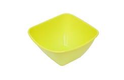 Зеленая салатница Стоковые Фотографии RF