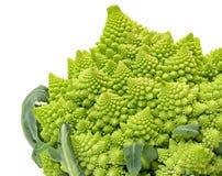 Зеленая свежая цветная капуста романск Стоковая Фотография RF