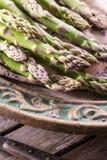 Зеленая спаржа Стоковое Изображение