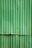 зеленая старая стена Стоковые Фотографии RF