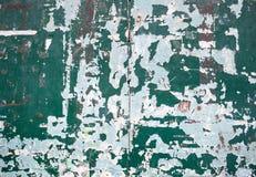 зеленая текстура металла Стоковая Фотография