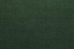 зеленая текстура тканья Стоковое фото RF