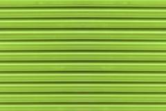Зеленая текстура цинка Стоковое Фото