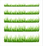 Зеленая трава бесплатная иллюстрация
