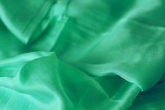 Зеленая шаль Стоковые Фото