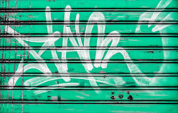 зеленая штарка стоковое фото