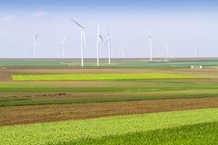 Зеленая энергия Стоковые Изображения