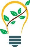 Зеленая энергия бесплатная иллюстрация