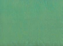 Зеленая silk ткань Стоковое Изображение
