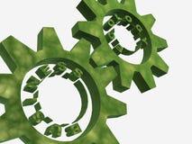 Зеленое дело Стоковое фото RF