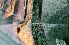 Зеленое Кристл 8 Стоковые Изображения RF