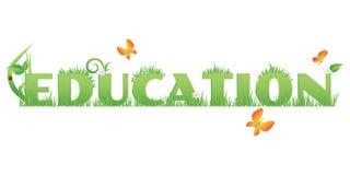 Зеленое образование Стоковые Изображения RF