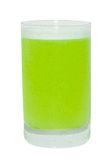 Зеленое питье съемки Стоковое Изображение