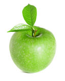 Зеленое яблоко Стоковое фото RF
