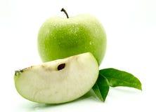 Зеленое Яблоко Стоковая Фотография RF