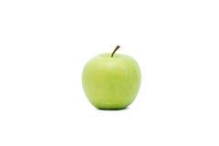 Зеленое яблоко Стоковые Фото
