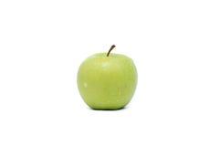 Зеленое яблоко Стоковое Изображение