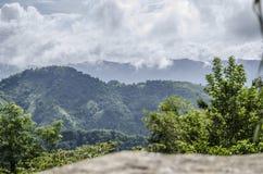 Зеленое moutain Стоковые Фото