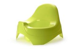 зеленое potty Стоковая Фотография RF