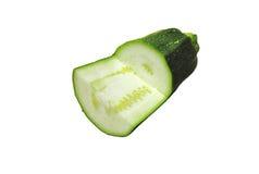 Зеленое zuccinni Стоковое Изображение