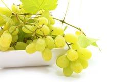 Зеленые виноградины Стоковое Изображение RF