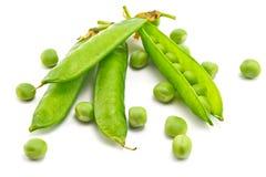 Зеленые горохи Стоковое фото RF