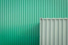 Зеленые линии Стоковое Изображение RF