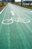 Зеленые майны велосипеда Стоковые Фотографии RF